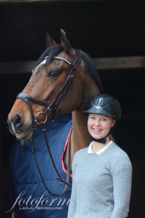 ETIA Rider Elin Rowinge