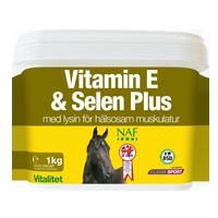 Vitamin E & Selin Plus